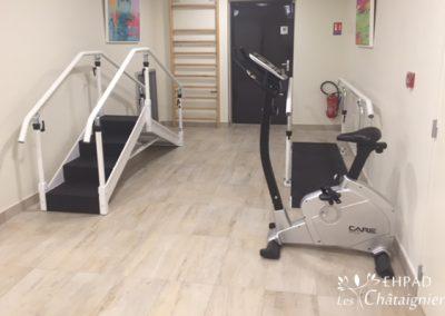 Salle kinesitherapie