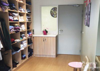 Boutique de vêtements de l'Ehpad