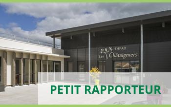 """Journal """"Le petit rapporteur"""""""